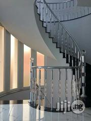 Stainless Hand Rails And Constructions And Spirals Steps   Building & Trades Services for sale in Lagos State, Orile