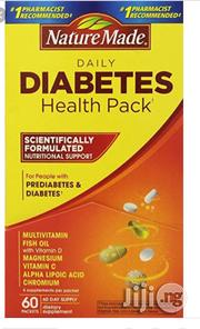 Nature Made Diabetes Health Pack | Vitamins & Supplements for sale in Lagos State, Agboyi/Ketu
