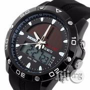 SKMEI Solar Watch   Watches for sale in Lagos State, Ajah