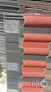 Wichtech Gerard (Milano Red And Black) Stone Coated Roofing Sheet | Building Materials for sale in Lagos State, Ajah