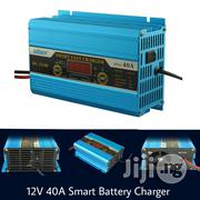 40A Smart Battery Charger SUOER   Vehicle Parts & Accessories for sale in Lagos State, Ikeja