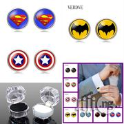 Various Superhero Character Cufflinks | Clothing Accessories for sale in Lagos State, Surulere