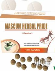 Increase Sexual Vitality With Mascum Herbal Pride! | Sexual Wellness for sale in Abia State, Aba South