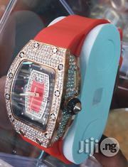 Richard Mills Ice Rubber Strap Watch | Watches for sale in Lagos State, Lagos Island