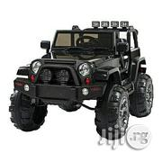 Jeep Wrangler Ride on Black Battery Car | Toys for sale in Lagos State, Apapa
