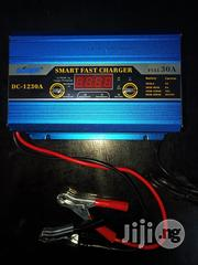 30A Smart Battery Charger SUOER   Vehicle Parts & Accessories for sale in Lagos State, Ojo
