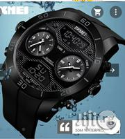 Skmei Waterproof Wrist Watch   Watches for sale in Lagos State, Lagos Island