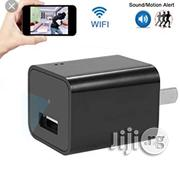 Wifi Charger Spy Camera, 1080P HD Hidden Cameras USB Wall Charger | Security & Surveillance for sale in Lagos State, Ikeja