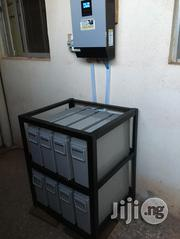 5KVA Hybrid Solar Installation With 12V/200ah Batteries | Solar Energy for sale in Enugu State, Enugu