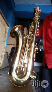 Saxophone Tenor One Musical Instrument That Is Good at Production Without Hinderance | Musical Instruments & Gear for sale in Lagos State, Mushin