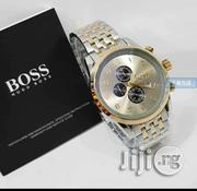 Quality Boss Wristwatch   Watches for sale in Lagos State, Lagos Island