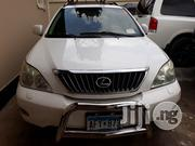 Lexus Rx350 2008 White | Cars for sale in Lagos State, Ikeja