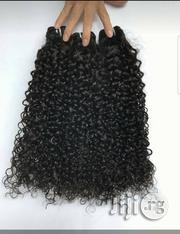 Black Curly Human Hair Close Up Wig | Hair Beauty for sale in Lagos State, Alimosho