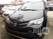 Tokunbo Toyota RAV4 2015 Black | Cars for sale in Lagos State