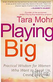 Playing Big Tara Mohr | Books & Games for sale in Lagos State, Surulere