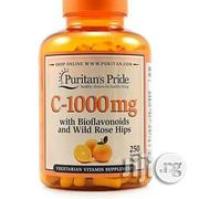 Puritan's Pride C-1000 Mg With Bioflavonoids Rose Hips -250caps | Sexual Wellness for sale in Lagos State