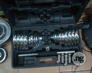 30kg Dumbell | Sports Equipment for sale in Plateau State, Mikang