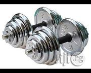 30kg Dumbell   Sports Equipment for sale in Plateau State, Kanke