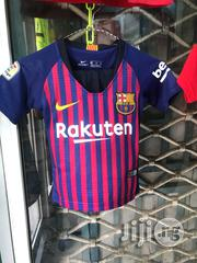 Authentic Barcelona Jersey For Kids | Children's Clothing for sale in Lagos State, Lekki Phase 2