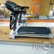 American Fitness Treadmill With Massager   Massagers for sale in Lagos State, Ikoyi