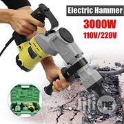 Generic 220V Electric Drills 3000W Electric Demolition Hammer Drill | Electrical Tools for sale in Lagos State, Lagos Island