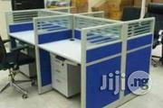 New Classy Office 4 Seater Workstation Table | Furniture for sale in Lagos State, Lekki Phase 2