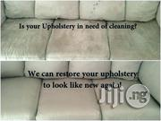 Reliable Upholstery & Carpet Clening Services | Cleaning Services for sale in Lagos State, Gbagada