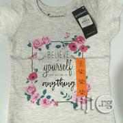 Blouse Tops T Shirt For Girls | Children's Clothing for sale in Rivers State, Port-Harcourt
