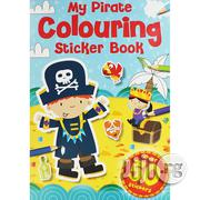 My Pirate Colouring Sticker Book | Stationery for sale in Lagos State, Surulere