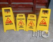 Safety Caution Sign. | Safety Equipment for sale in Sokoto State, Silame