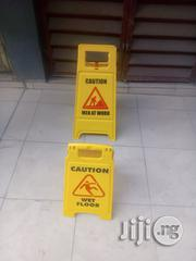 Safety Caution Sign.   Safety Equipment for sale in Sokoto State, Kebbe