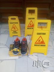 Safety Caution Sign & Boot. | Shoes for sale in Sokoto State, Gwadabawa