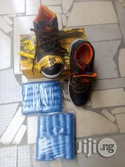 Safety Rocklander & Shoe Cover | Shoes for sale in Rivers State, Ogu/Bolo