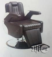 Barbing Chair, Executive With Quality Leather and Comfort Seating | Salon Equipment for sale in Lagos State, Ojo