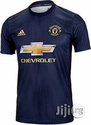 Authentic Manchester United Away Jersey | Clothing for sale in Abuja (FCT) State, Wuse