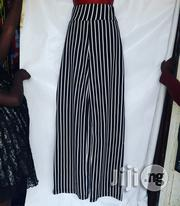 Pinstriped Palazzo Pants | Clothing for sale in Lagos State, Alimosho