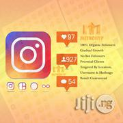 Grow Active Instagram Followers | Computer & IT Services for sale in Lagos State, Agege