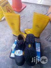 Safety Rainboot & Armstrong Boot & Bump Cap. | Shoes for sale in Zamfara State, Bungudu