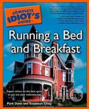 Running A Bed And Breakfast By Park Davis And Susannah Craig | Books & Games for sale in Lagos State, Surulere