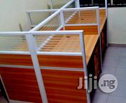 New Office 4-man Workstation Table | Furniture for sale in Lagos State, Ikeja