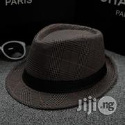 Men's Fedoras Jazz Hat - Brownie | Clothing Accessories for sale in Lagos State, Lekki Phase 2