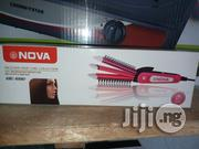 Nova 3 in 1 Hair Straightener, Curler and Crimper | Tools & Accessories for sale in Lagos State, Surulere