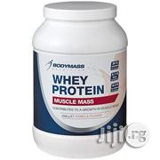 NEW Bodymass Whey Proteins 2 Kg Vanilla | Vitamins & Supplements for sale in Lagos State, Surulere