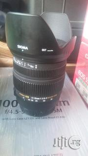 Sigma 17-70mm 2.8-4d Hsm For CANON | Photo & Video Cameras for sale in Lagos State, Isolo