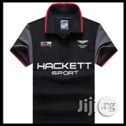 Hackett Sport T Shirt Original 43 | Clothing for sale in Lagos State, Surulere