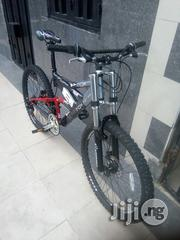 Silver Fox Big Shock & Big Tyre Sport Bicycle | Sports Equipment for sale in Lagos State, Surulere