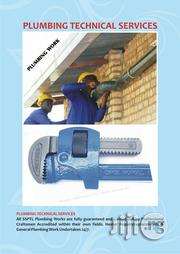 Plumbing Technical Work | Building & Trades Services for sale in Lagos State