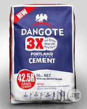 Wholesale And Retail Of Bags Of Cement | Building Materials for sale in Edo State, Uhunmwonde