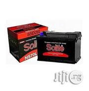 Solite 45ah Automotive Battery | Vehicle Parts & Accessories for sale in Lagos State, Alimosho