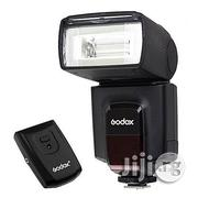 Godox TT520 II Universal Flash Speedlite With Trigger- Black | Accessories & Supplies for Electronics for sale in Abuja (FCT) State, Central Business District